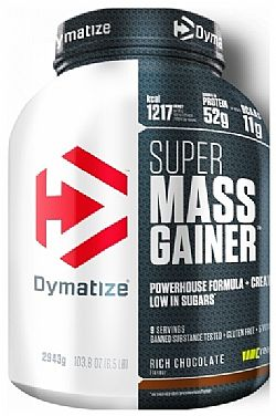 DYMATIZE Super MASS Gainer 6.5lb