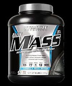 DYMATIZE Elite Mass Gainer  2722 gr