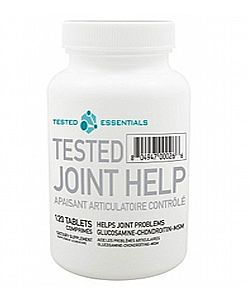 TESTED JOINT HELP 120 TABS