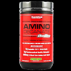MUSCLEMEDS/AMINO DECANATE 360gr