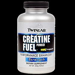 ΚΡΕΑΤΙΝΕΣ/TWINLAB/CREATINE FUEL POWDER 300 GR