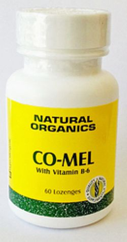 NATURE S PLUS CO-MEL with Vitamin B6