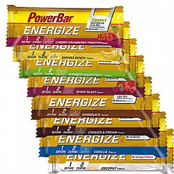 POWER BAR ENERGIZE ENERGY BAR