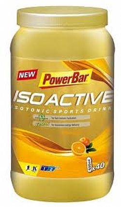 POWER BAR ISOACTIVE ISOTONIC DRINK 600 GR