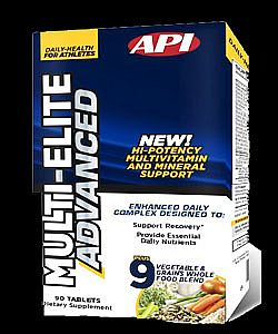 API MULTI ELITE ADVANCED 90 TABS