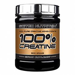 SCITEC NUTRITION/ 100% CREATINE 300 GR