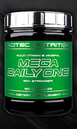 SCITEC NUTRITION/Mega Daily One Plus 60 CAPS