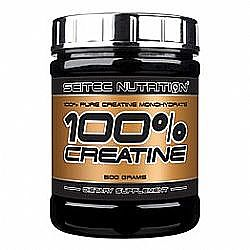 SCITEC NUTRITION/100% CREATINE 100 GR
