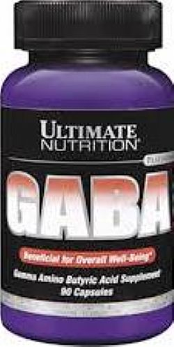 Ultimate Nutrition GABA 90 Capsules