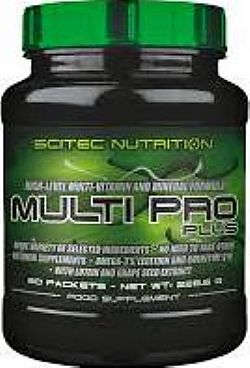 SCITEC NUTRITION/ MULTI PRO PLUS 30 PACKETS