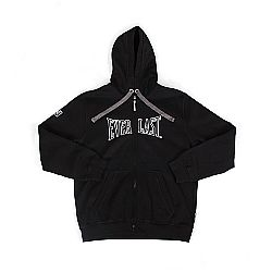 Everlast Overhead Hood Zipper Black (EVR2176)