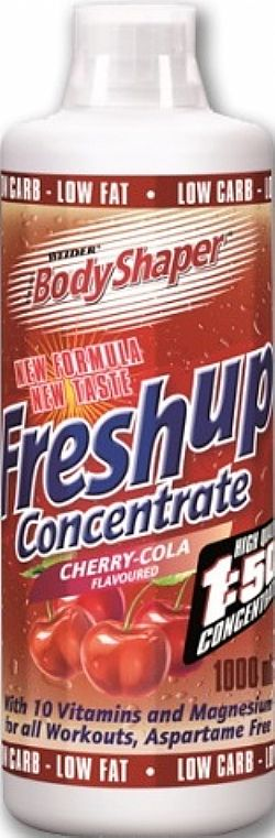 Weider/ Fresh Up Concentrate 1000 ML