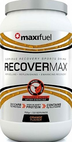 MAXINUTRITION/RecoverMax 750 gr