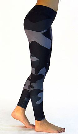 Platinum Bodies - Camo Tights - Grey w21 ΚΩΔΙΚΟΣ: w21