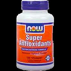 NOW/SUPER ANTIOXIDANTS 60 CAPS