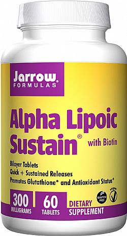 JARROW/ALPHA LIPOIC ACID 30 TABS