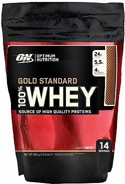 ΠΡΩΤΕΙΝΕΣ/OPTIMUM 100% Whey Protein 450 GR